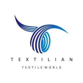 Textilian Textile World Logo Design