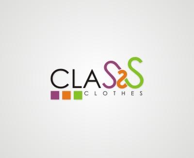 Classs Clothes Logo Design