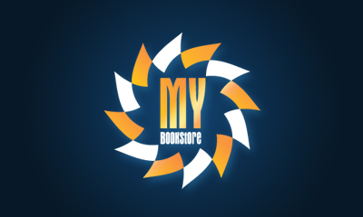 My BookStore Logo Design