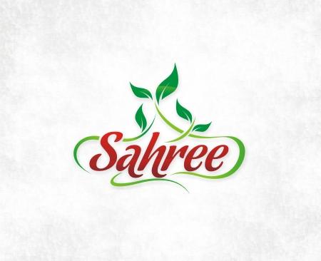Sahree Logo Tasarım