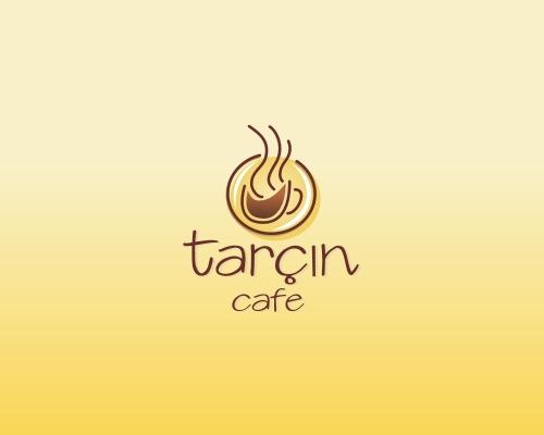 Tarçın Cafe Logo Tasarım