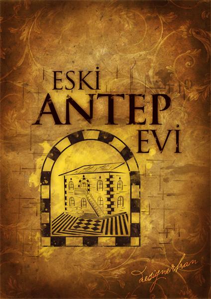 Eski Antep Evi Logo TASARIM