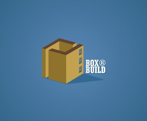 Box Build LogoDesign