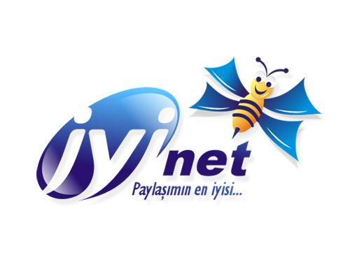 iyinet Logo TasarımÇalışması