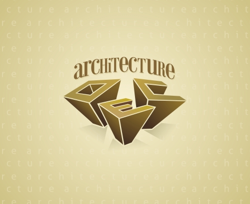 OEC Architecture Logo Design