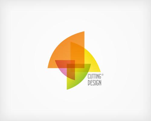 Cutting Design Machines LogoDesign