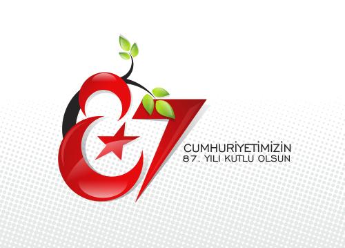 87. Cumhuriyet Bayramımız KutluOlsun