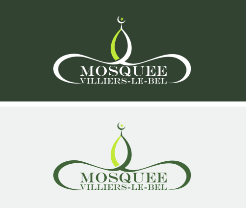 Mosquee Villiers-le-Bel LogoDesign