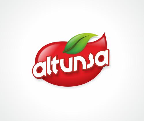 Altunsa Gıda Logo Tasarım