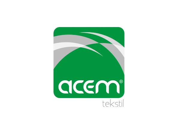 Acem Tekstil Logo Tasarım