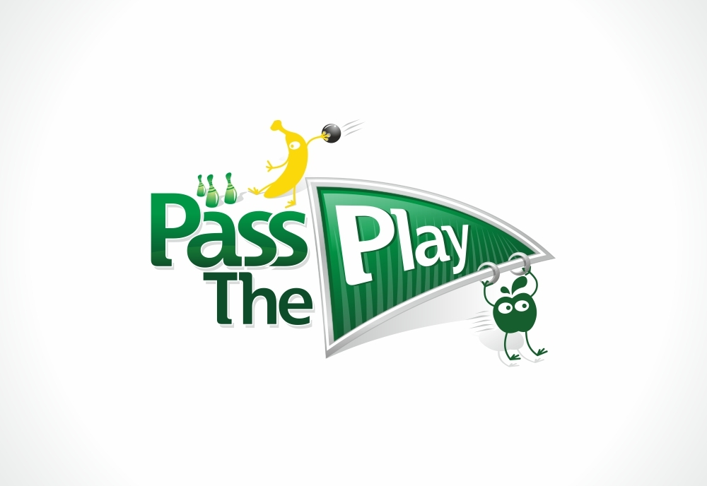 GoGo SqueeZ Pass The Play Logo Design Competition / Logo Yarışması