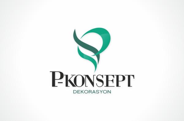 P-Konsept Dekorasyon Logo Tasarım