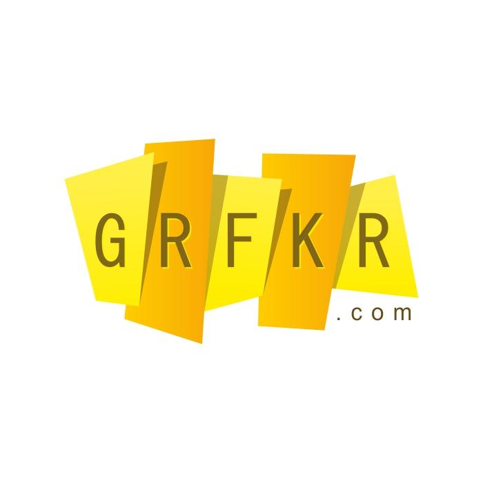www.grfkr.com Grafiker Portal LogoTasarım