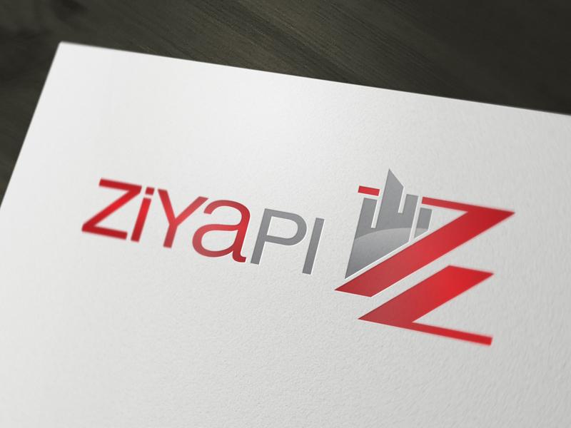 ZİYAPI Logo Tasarım