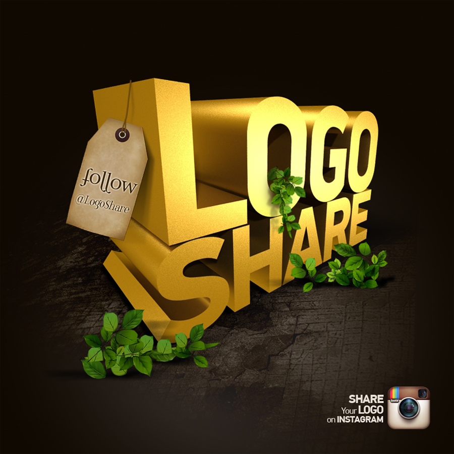 Follow LogoShare on instagram