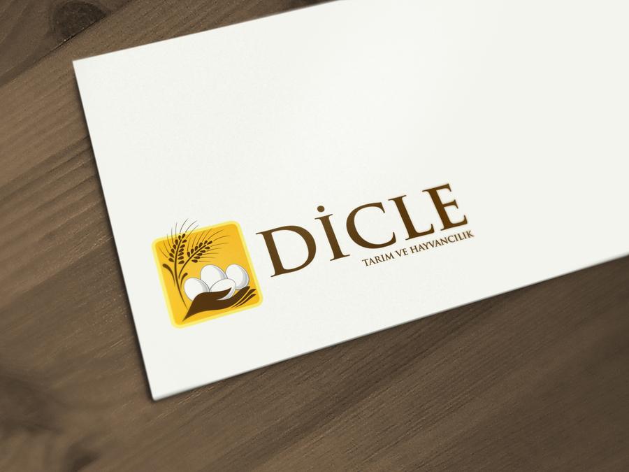 Dicle Tarım ve Hayvancılık Logo Tasarım