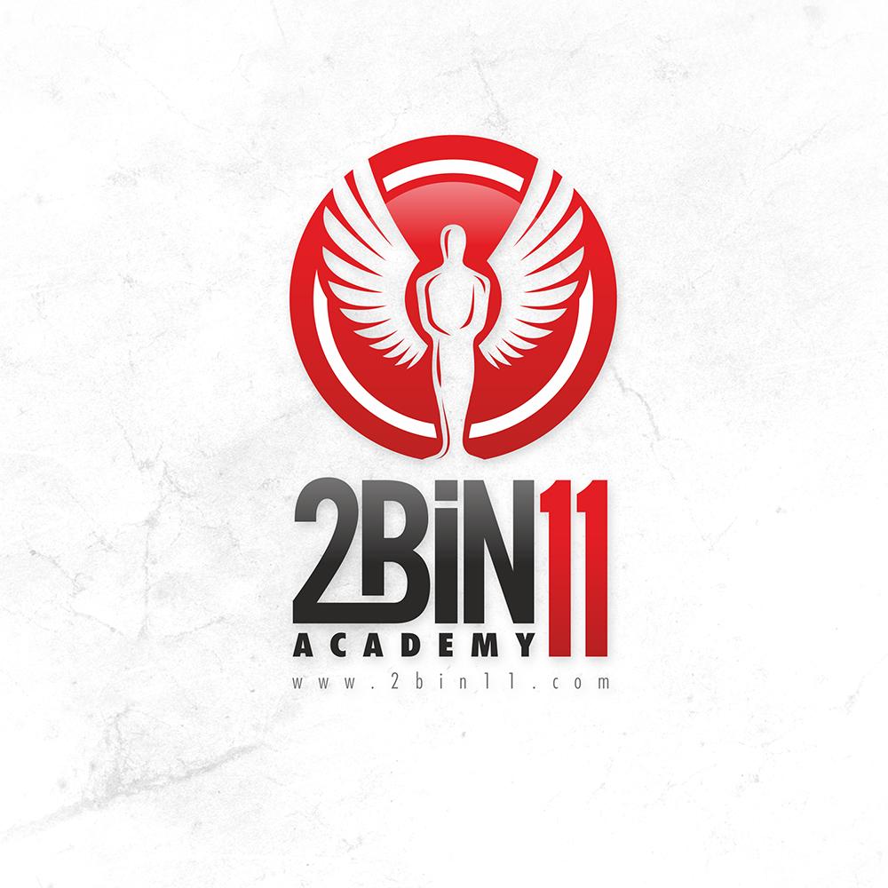 2bin11 Academy & Kast Ajans – Logo Tasarım