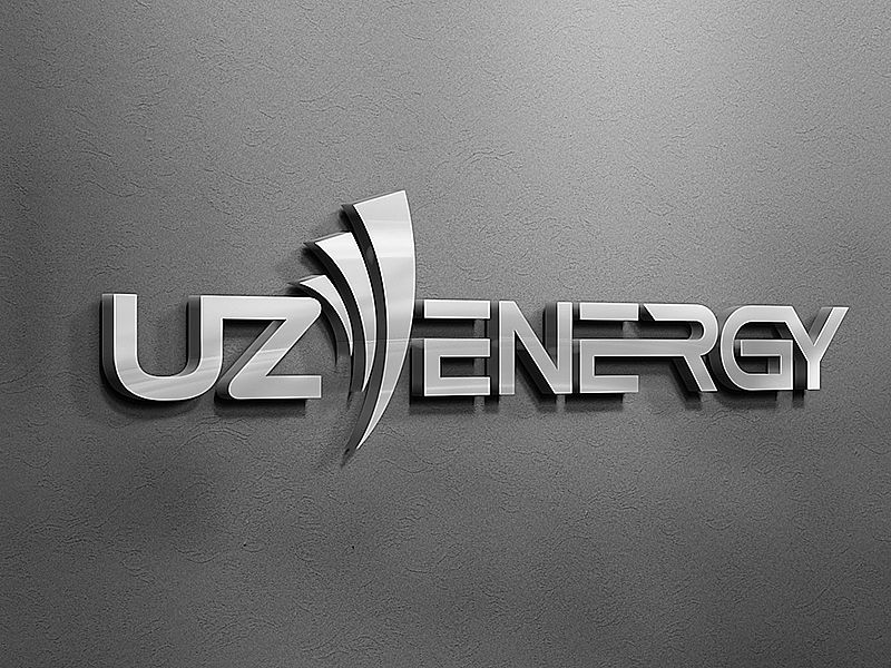 UZ ENERGY Logo Design