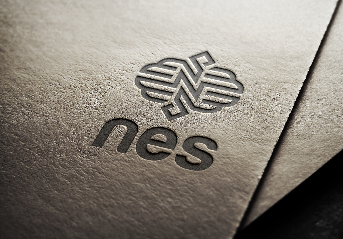 NES Logo Tasarım