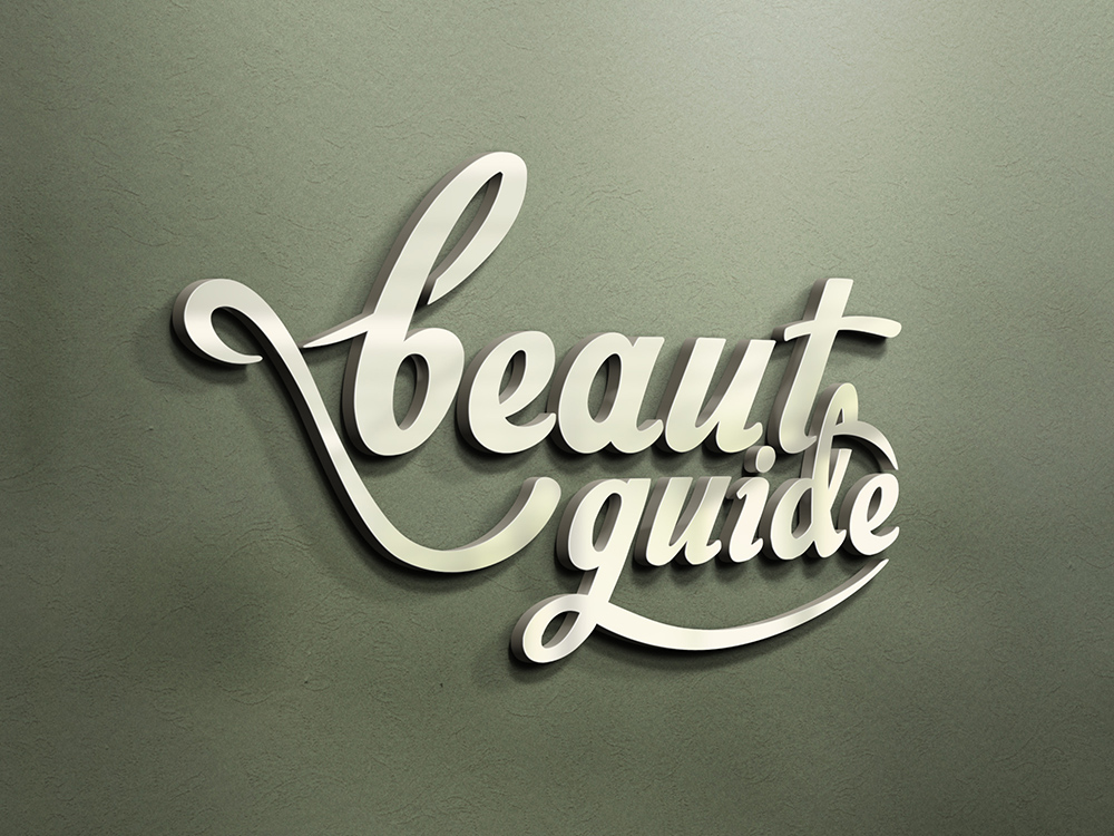 Beaut GUIDE App – Logo DESIGN