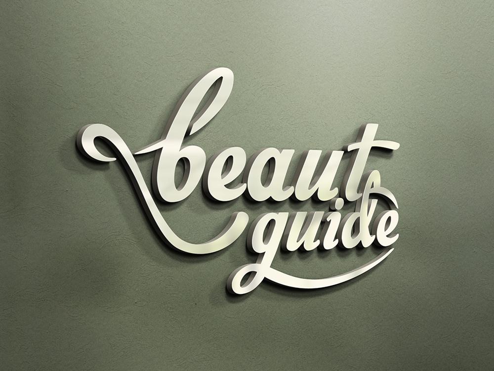 Beaut GUIDE App – Logo DESIGN