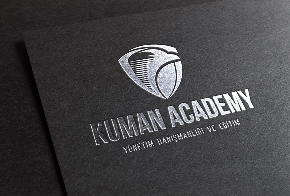 Kuman Academy Yönetim Danışmanlığı ve Eğitim – Logo Tasarım