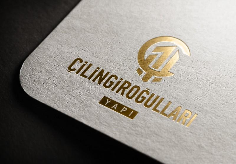 Çilingiroğulları Yapı – Çelik İnşaat Logo Tasarım Çalışması