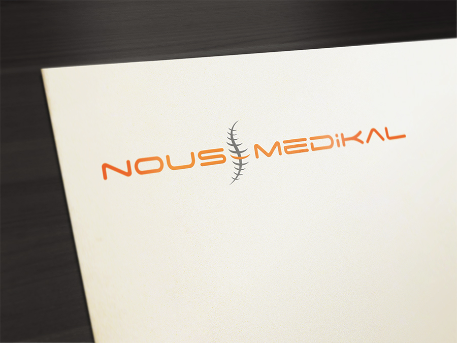 Nous Medikal Logo ve Kurumsal Kimlik Tasarımı