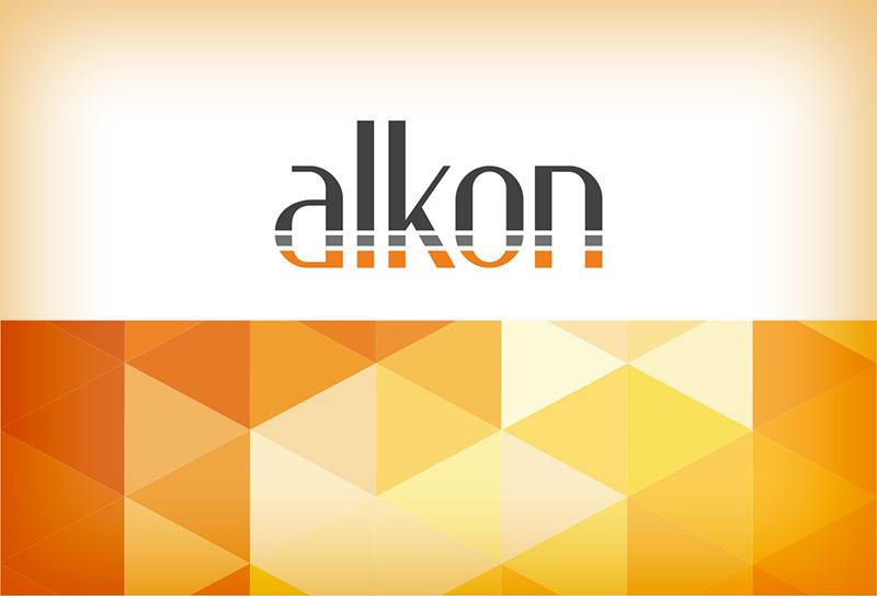 Alkon Medikal Logo Tasarımı