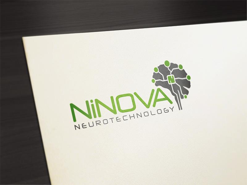 Ninova Neurotechnology / Nöroteknoloji Logo Tasarımı