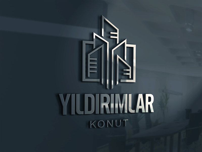 Yıldırımlar Konut Logo Tasarımı